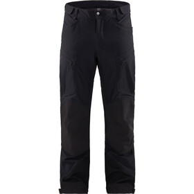 Haglöfs Rugged Mountain Pants Regular Men, true black solid regular
